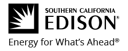 SCE Logo Black